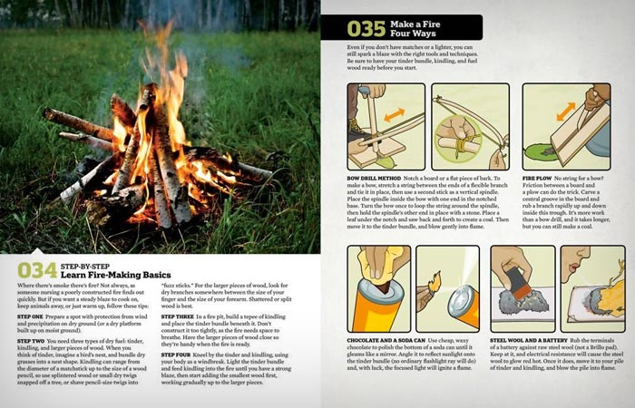 The Ultimate Survival Manual - 333 SKILLS That Will Get YOU Out Alive