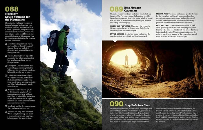 OUTDOOR LIFE - The Ultimate Survival Manual - 333 SKILLS That Will Get YOU Out Alive