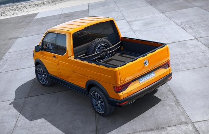 VW Tristar pickup