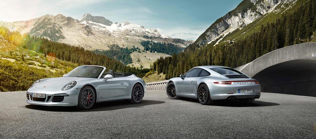 2015 Porsche 911 GTS