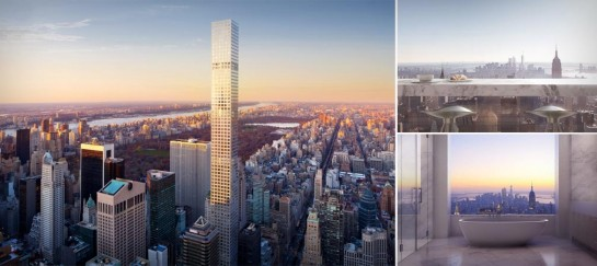 432 PARK AVENUE RESIDENTIAL BUILDING