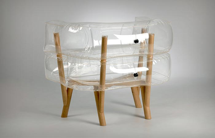 Anda chair by Tehila Guy
