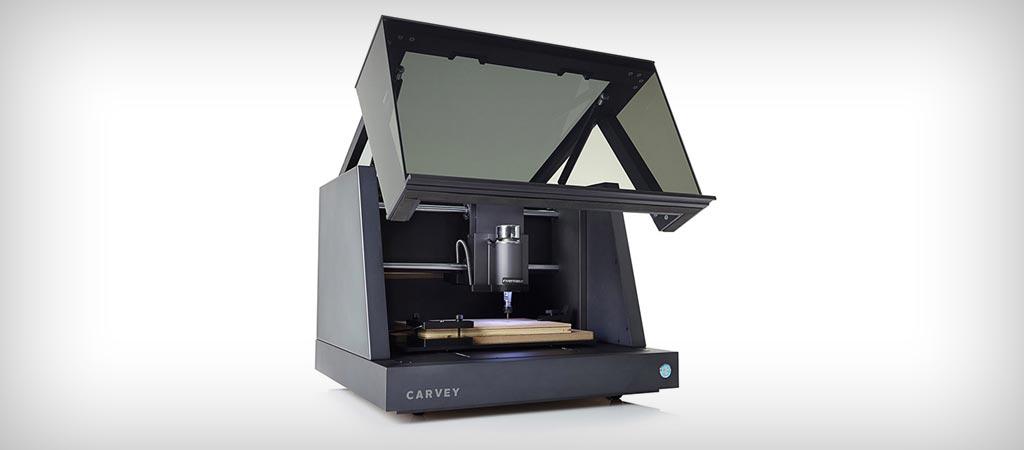 Carvey 3D carving machine