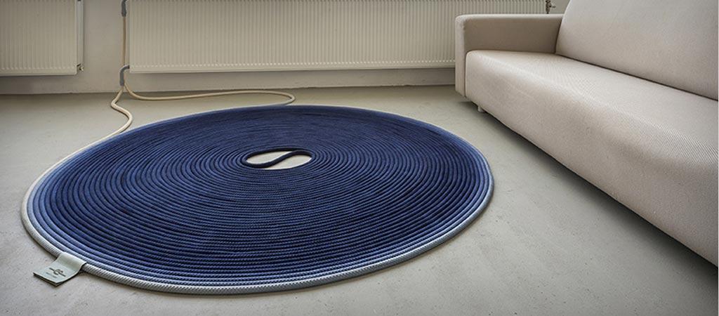 Fervent Carpet by Siem-Pabon