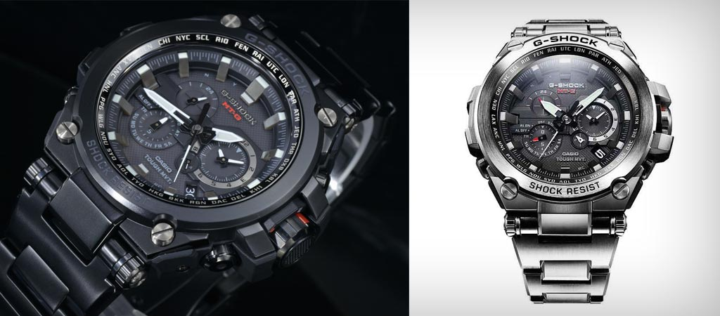 G-Shock MT-G Twisted Metal