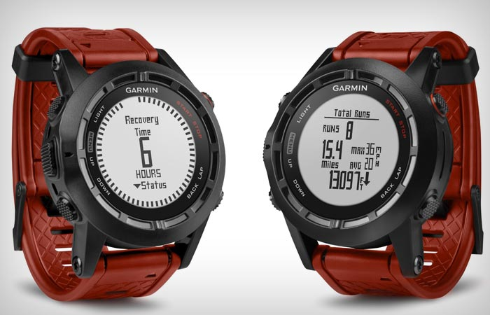 Garmin Fenix 2 GPS watch special edition bundle
