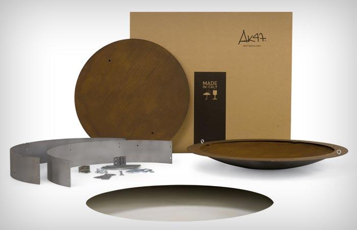 Fire Pit by AK47 Design