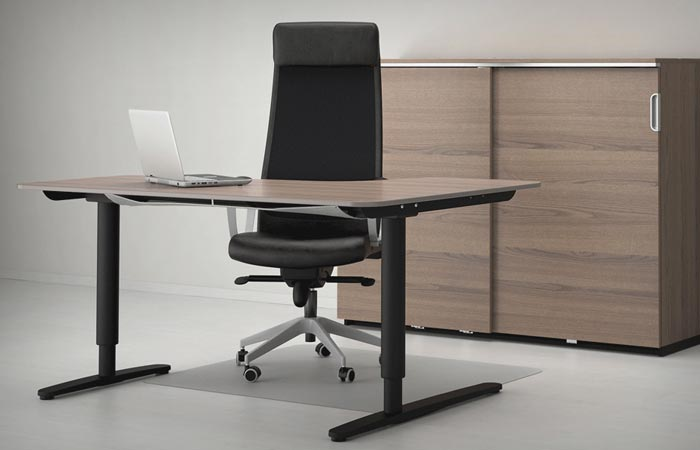 Ikea Bekant Sit Stand Desk