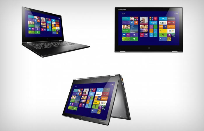 Lenovo Yoga tablet pro 2 tablet and laptop in one