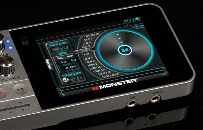 Monster GO DJ