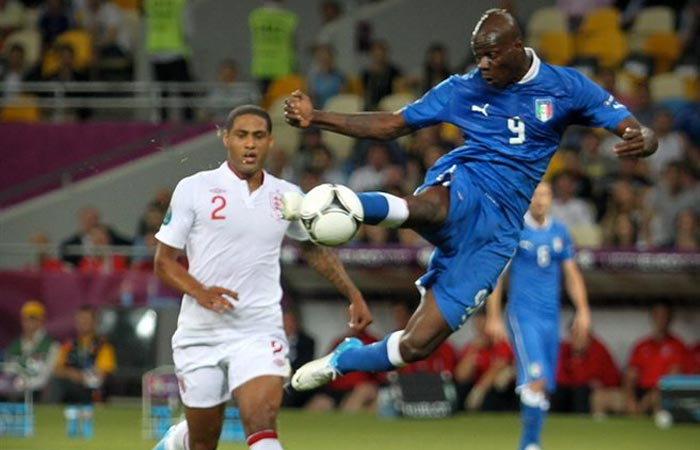 Mario Balotelli Italian National Team