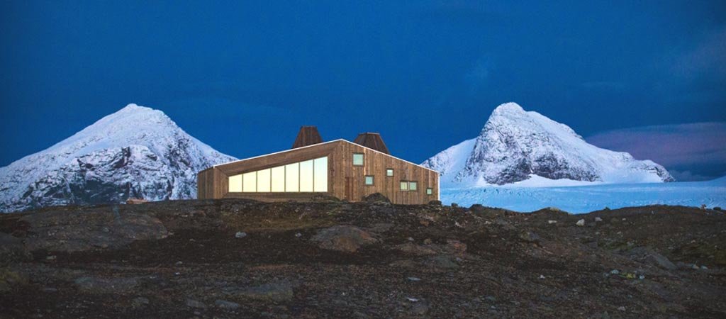 Rabothytta mountain hut