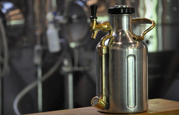uKeg Beer Growler