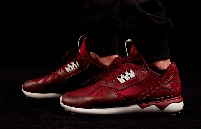 Adidas Originals Tubular in red