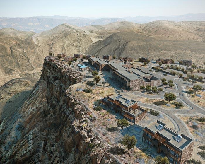 Alila Jabal Akhdar Hotel in Oman