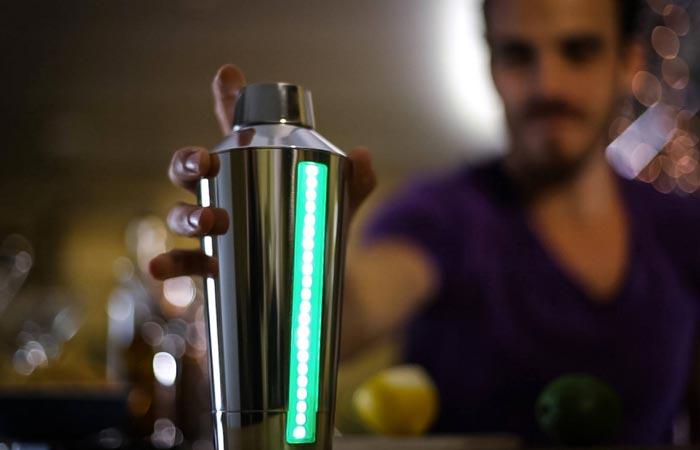 B4RM4N cocktail shaker