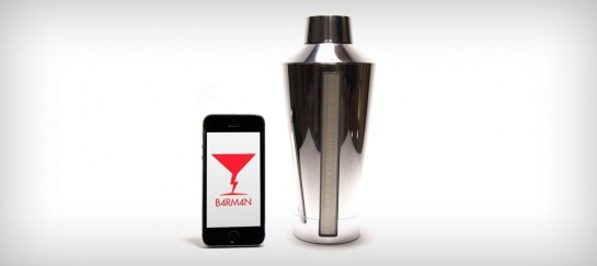 B4RM4N SMART COCKTAIL SHAKER