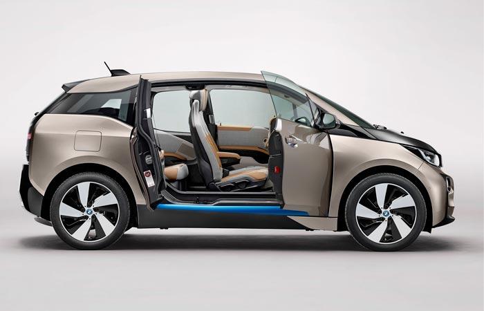 5 doors BMW i3