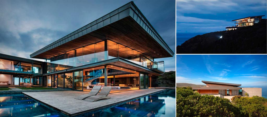 Cove 3 House in Knysna, South Africa