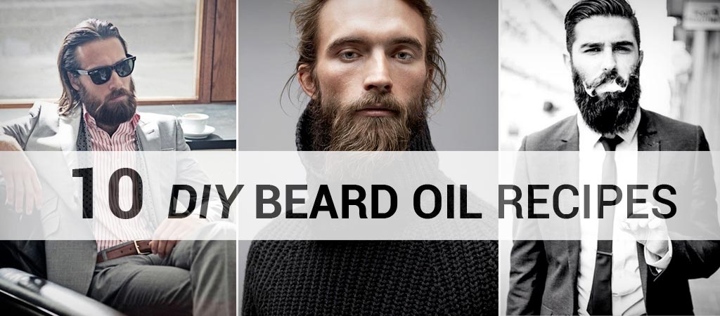 Diy Beard Oil Recipes