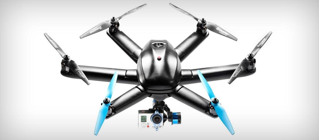 Hexo Plus autonomous aerial camera