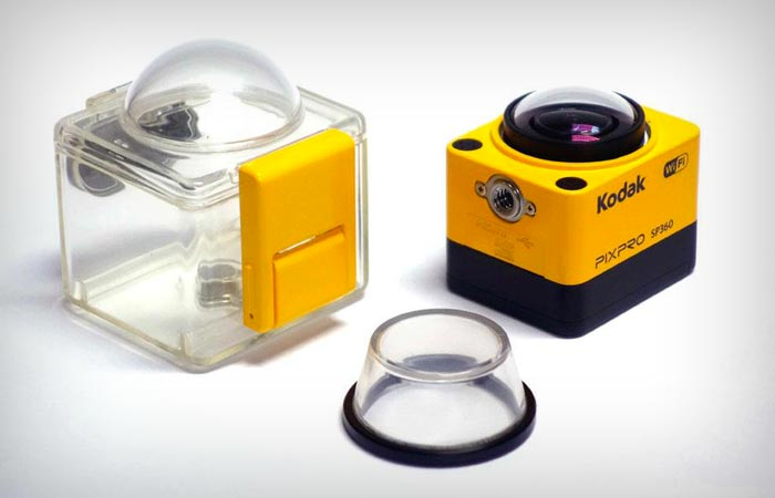 Kodak Pixpro sp360 accessories