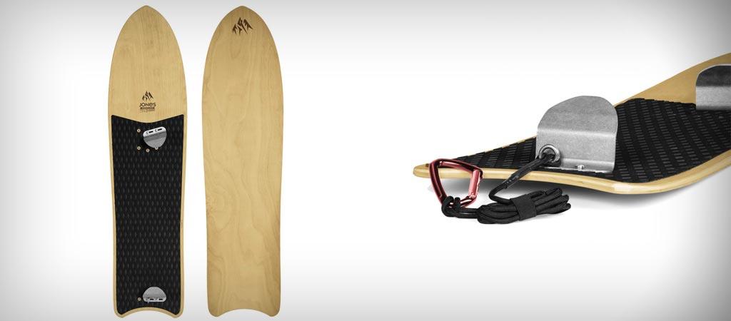 Mountain Surfer by Jones Snowboards
