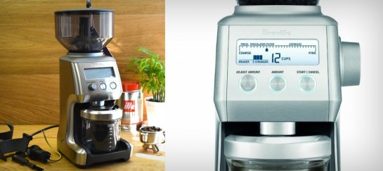 BREVILLE BCG800X SMART COFFEE GRINDER