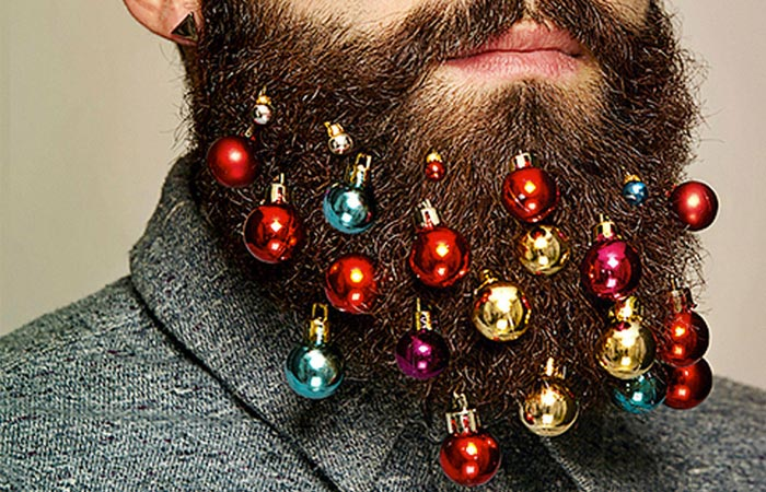 Colorful Beard Baubles