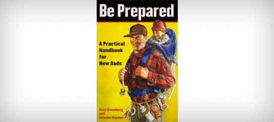 'BE PREPARED' HANDBOOK FOR FIRST TIME FATHERS