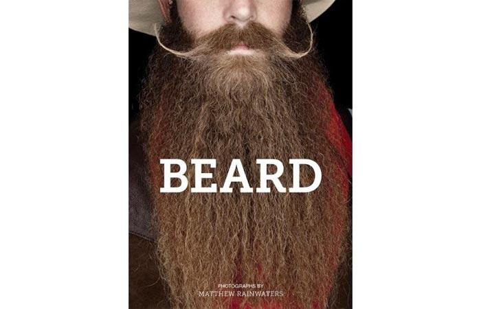 Beard Book by Matthew Rainwaters