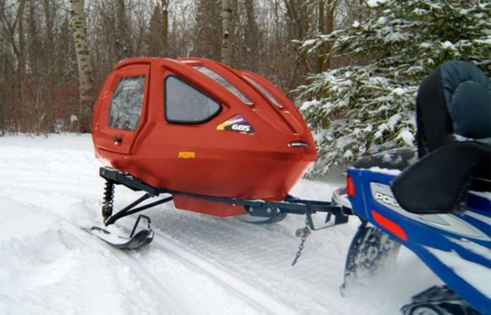 Equinox 685 Snowcoach