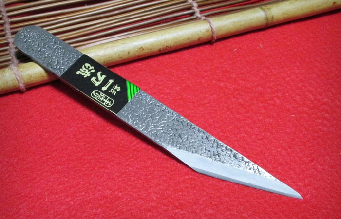 Kiridashi knife from Japan