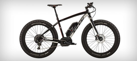 LEBOWSKE ELECTRIC FAT BIKE