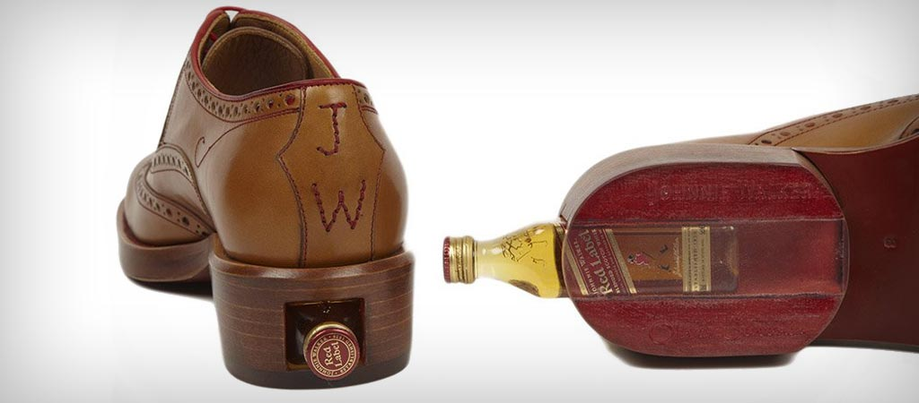 Oliver Sweeney X Johnnie Walker Brogue