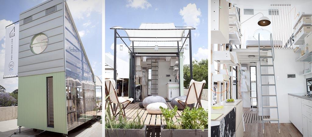 Pod-Indawo nano-house