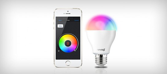 SATECHI REVOGI BLUETOOTH 4.0 RGBW SMART LED BULB