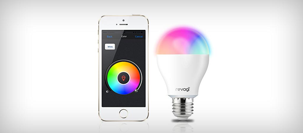 Satechi Revogi Bluetooth RGBW Smart LED Bulb