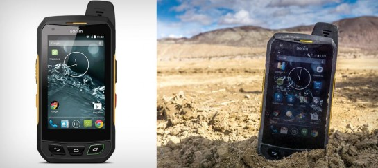SONIM XP7 RUGGED SMARTPHONE