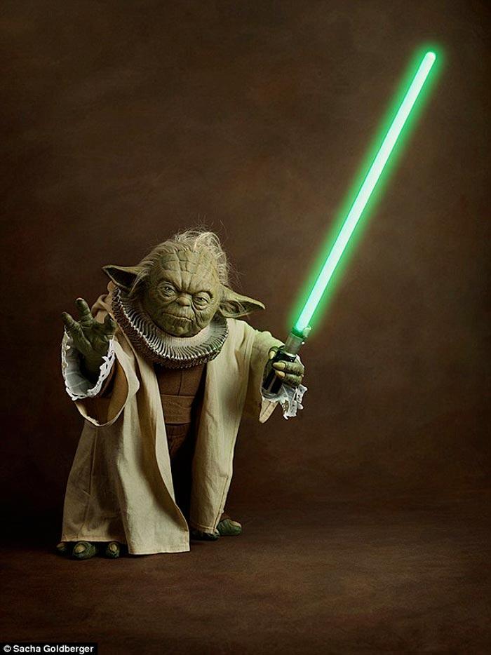 Yoda Flemish style