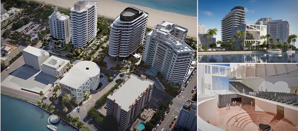 The Faena Forum in Miami Beach