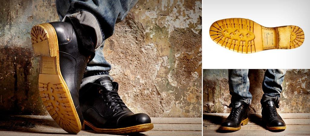 Umberto Luce YAK ankle boots