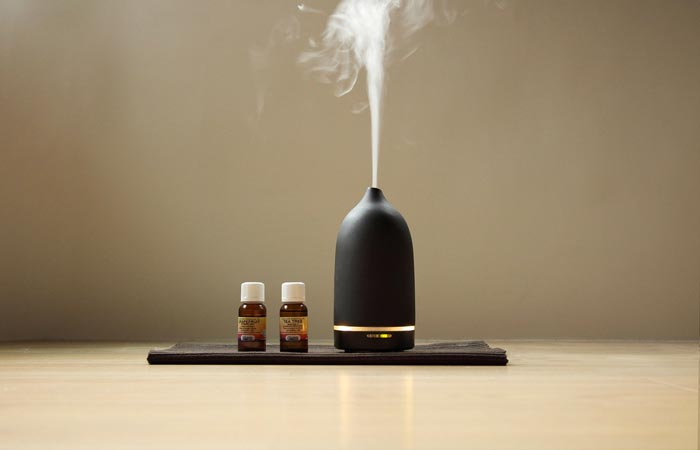 Aromatheraphy diffuser gift idea