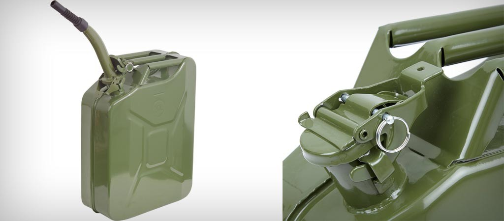 20 liter Nato style jerry can