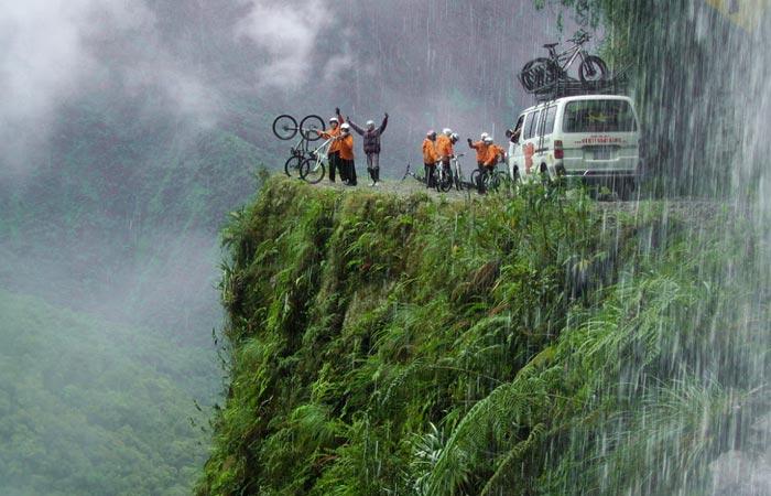 The Death Road Mountain Bike Tour Bolivia Jebiga