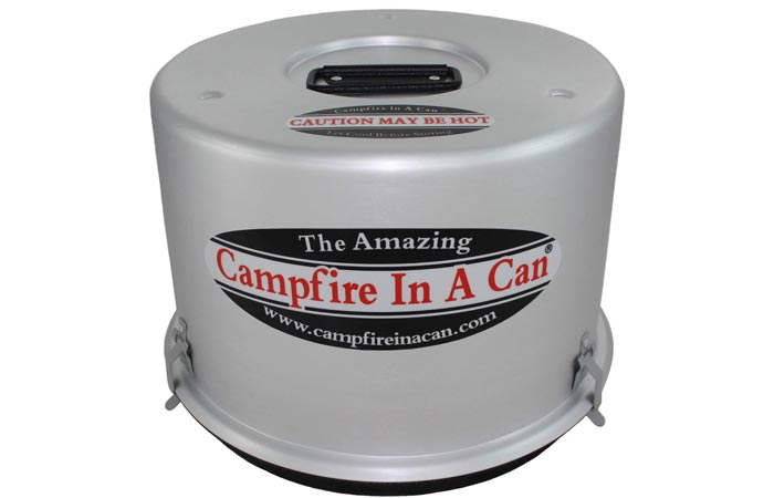 Campfire in a can