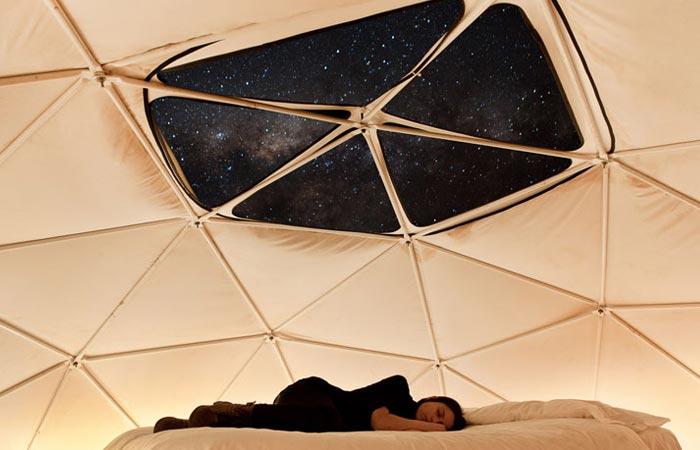 ELQUI DOMOS ASTRONOMIC HOTEL IN CHILE