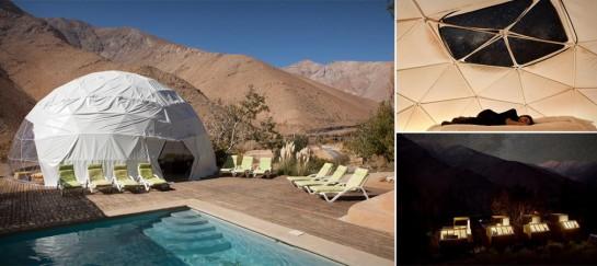 ELQUI DOMOS ASTRONOMIC HOTEL | CHILE