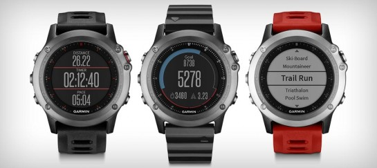 NEW ! GARMIN FENIX 3