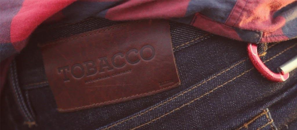Tobacco Motorwear Jeans